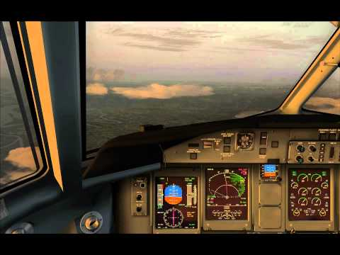 Majestic Q400 - PDX To SEA - Part 2/2, Flying