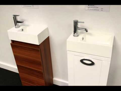Cloakroom Vanity Units Small With Basin
