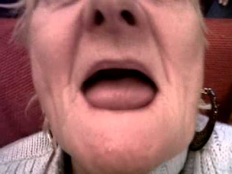 Granny without teeth for suck and fuck