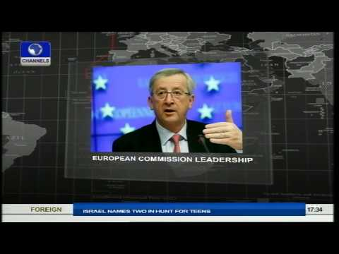 The World Today: UK Against Appointment Of Juncker As President
