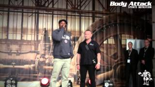 FIBO 2014 - Day 3 -  Olimp: Lennox Lewis