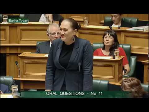 Question 11 - Hon Louise Upston to the Minister of Housing and Urban Development