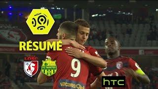 LOSC - FC Nantes (3-0)  - Résumé - (LOSC - FCN) / 2016-17