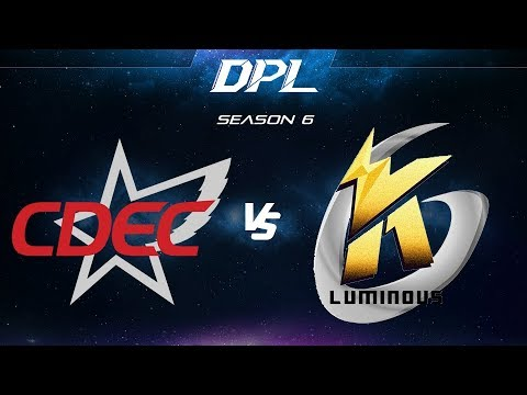 CDEC Gaming vs Keen Gaming.Luminous vod