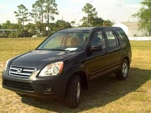 Used car Dealer Gainesville, Ocala Fl.05 HONDA CRV LX AWD LOCAL, CALL FRANCIS (352)-745-2019