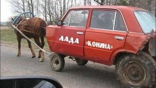 Беларусь глазами украинца: на чем и как они здесь ездят...