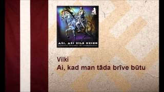 Download Vilki - Ai, kad man tāda brīve būtu MP3 song and Music Video