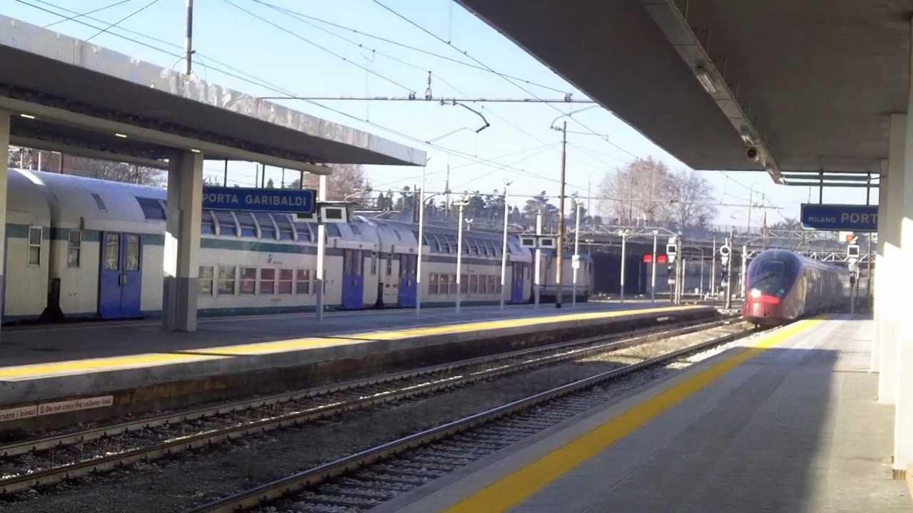 Italotreno alta velocit 9931 torino porta susa napoli - Treni porta susa ...
