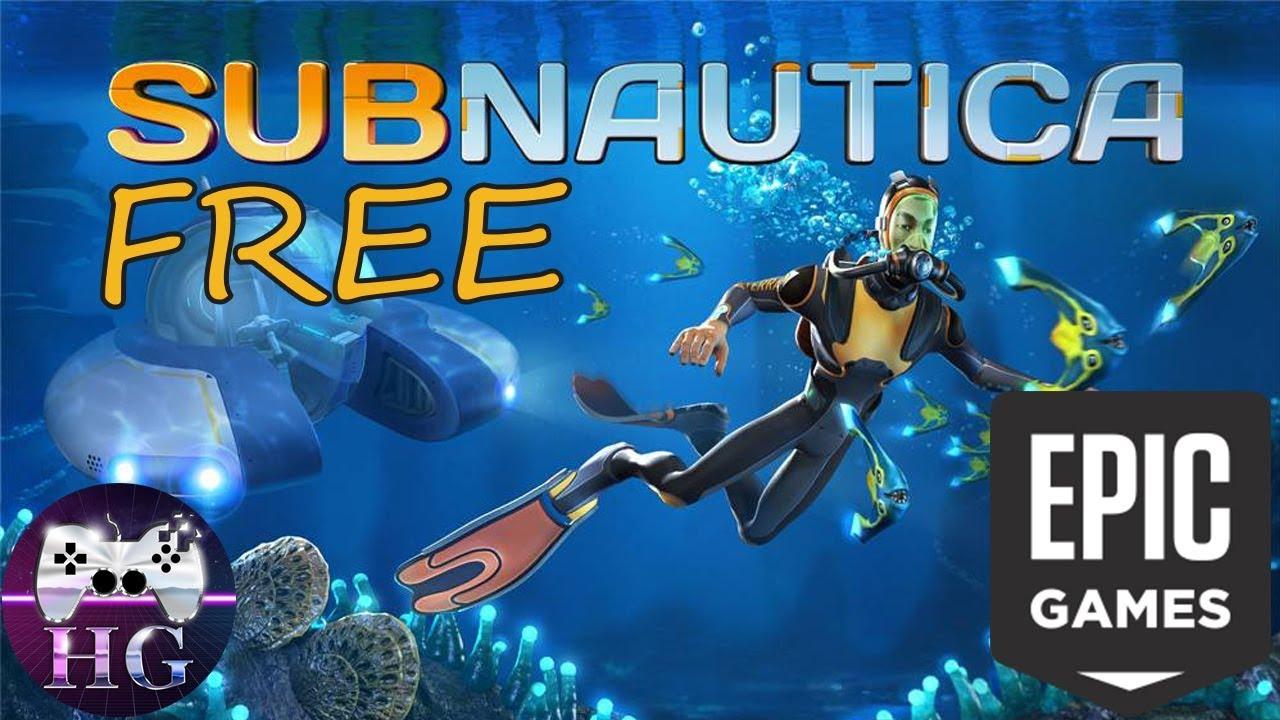 Epic Games sfida Steam. Giochi gratuiti. SubNautica FREE ...