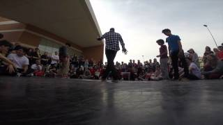 EXPRESS YOURSELF  - PRESELECTION OVER 14 TRYCKS & STALLONE vs ANTHONYCK STYLE & G-LUIS