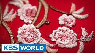 [ICON of KOREA] Embroidery   자수