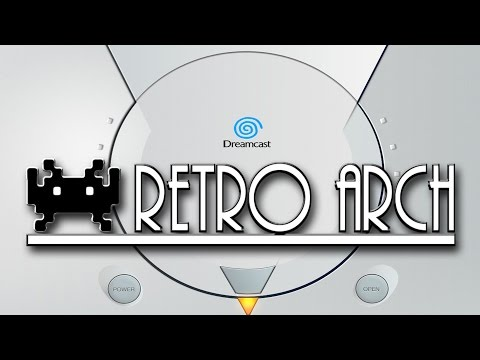 Dreamcast now on RetroArch! - Full Setup Guide - YouTube
