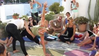 Fluid Power II. Teacher Training with Shiva Rea