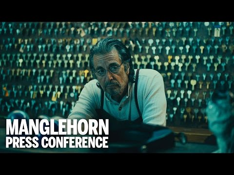 MANGLEHORN Press Conference | Festival 2014