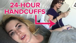 Mom And Daughter Get Handcuffed For 24 Hours · Kelsey & Kristy thumbnail