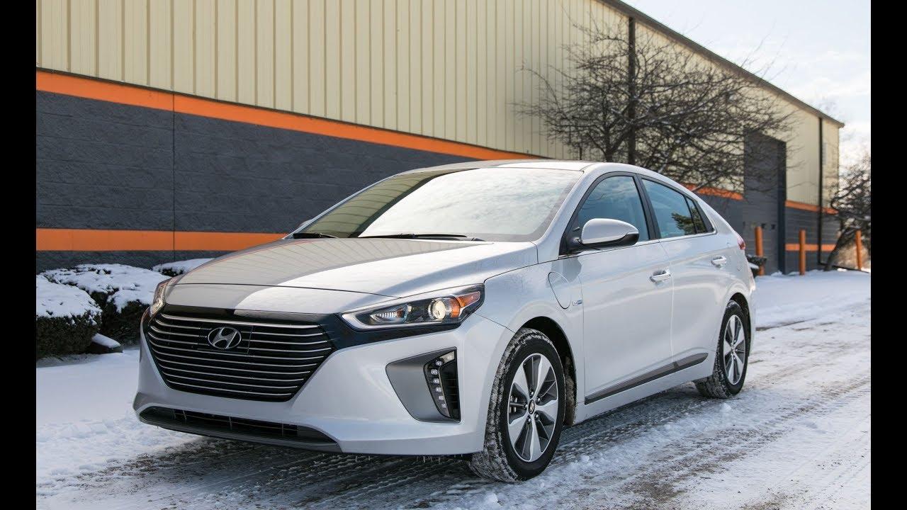 Hyundai Ioniq Plug In Hybrid 2018 Car Review