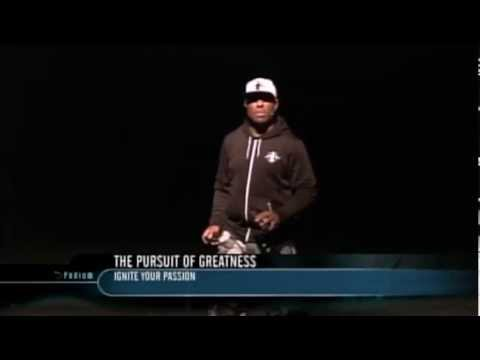 Testimonial From World Renowned Motivational Speaker Dr. Eric Thomas 2014