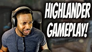 For Honor : Highlander Gameplay - How To Play With Highlander [Season 3]