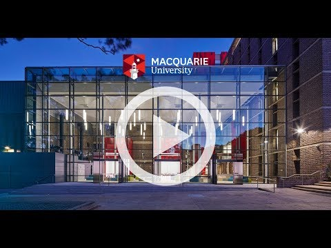 Macquarie University- Re-engineered for the Future