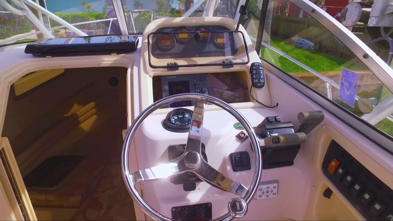 Grady White 258 Journey For Sale - FL