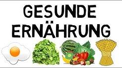 Gesunde Ernährung: 10 Regeln (DGE)