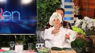 Bradley and Ellen Get Cookin'