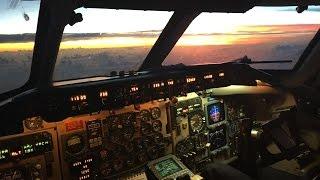 AMAZING, MD-80 4K  MIAMI Landing