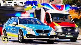 « Die AUTOBAHN! » - GTA 5 LSPD:FR #131 - Deutsch - Grand Theft Auto 5 LSPDFR