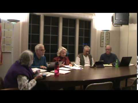 Town of Chatham Budget Meeting #5