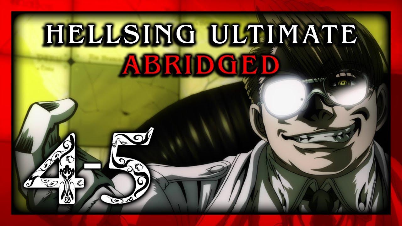 Download Hellsing Ultimate Abridged Episodes 4-5 - Team Four Star (TFS)