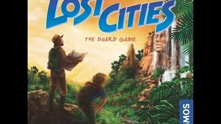 Lost Cities: The Board Game -Live