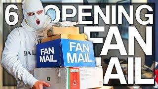 OPENING FAN MAIL 6