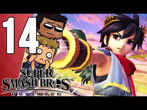 BRONOL EST IMBATTABLE 😭 !   Super Smash Bros Ultimate Ep.14 thumbnail