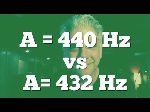 Whats the Deal With A = 440 Hz vs 432 Hz? Lets Talk!