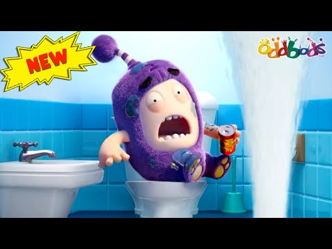 Oddbods | NEW | SCHOOL HOLIDAYS | Funny Cartoons For Kids