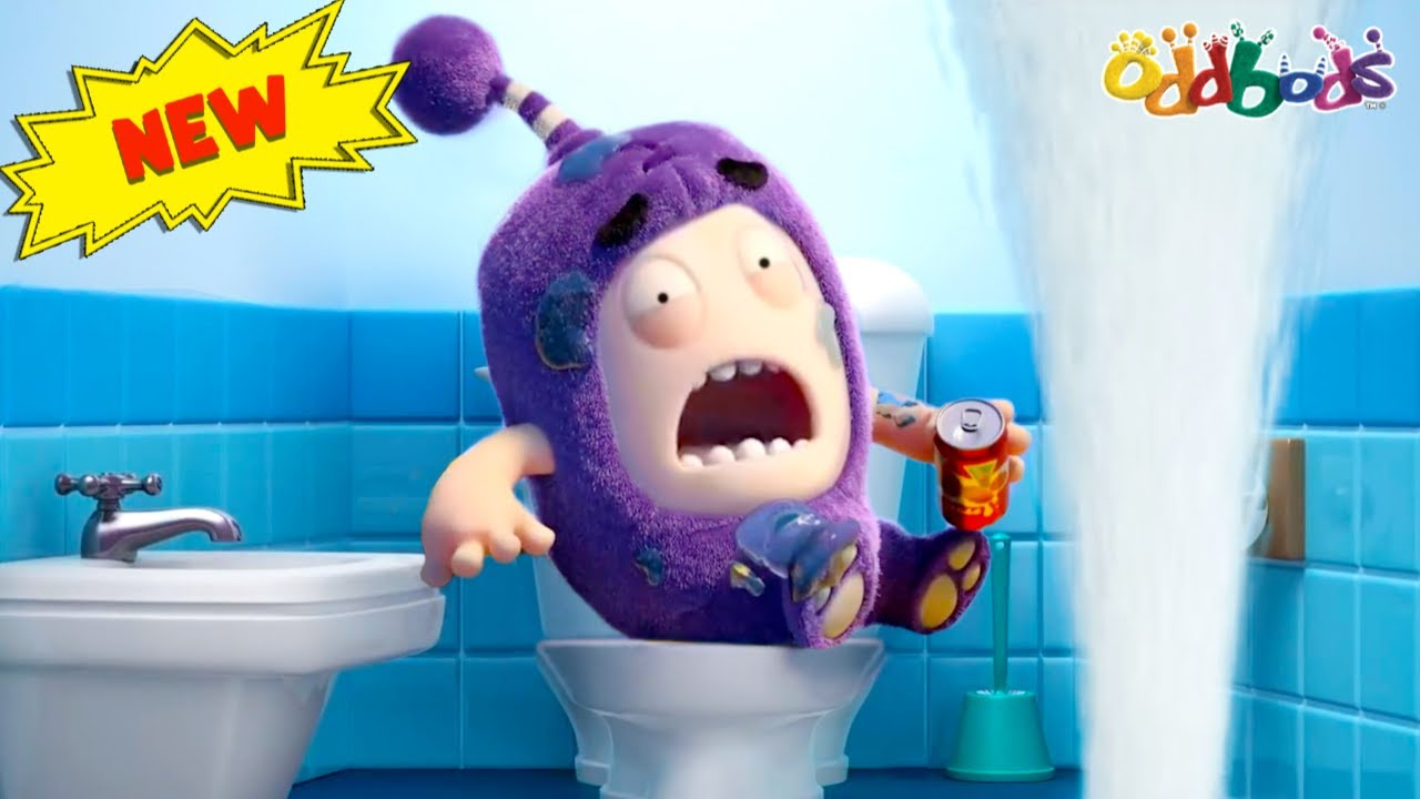 Oddbods | NEW | SCHOOL HOLIDAYS | Funny Cartoons For Kids
