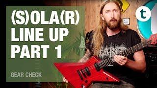 Solar Guitars | Ola Englund | Part 1 | Thomann