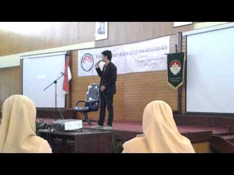 Syahrul Elmoka - Asmaul Husna - Islamic Singer Audition 2016