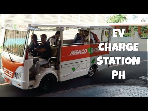 E-Vehicle Power Station from Meralco - Part 1