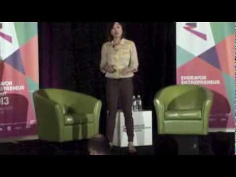 2013 Endeavor Entrepreneur Summit Video: Jenn Lim on Delivering Happiness the Zappos.com Way