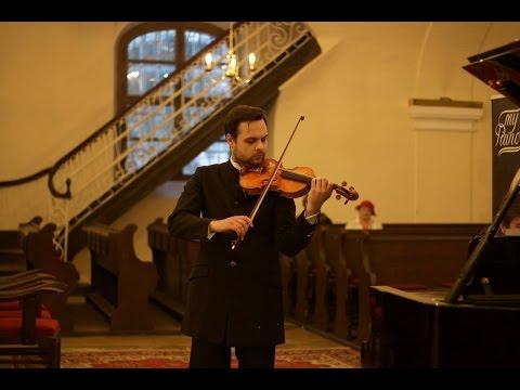 Dalibor Karvay plays Introduction and Rondo Capriccioso by Camille Saint-Saëns