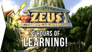 Zeus: Master of Olympus Tutorial ► Let's learn together!