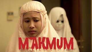 Video MAKMUM - There's something behind ! Indonesia Horror Short Movie - Try not screaming !!! download MP3, 3GP, MP4, WEBM, AVI, FLV Juli 2018