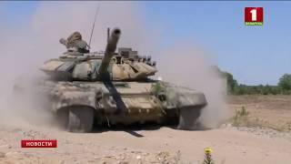 В канун Дня танкиста Военная академия показала, как проходят обучение курсанты