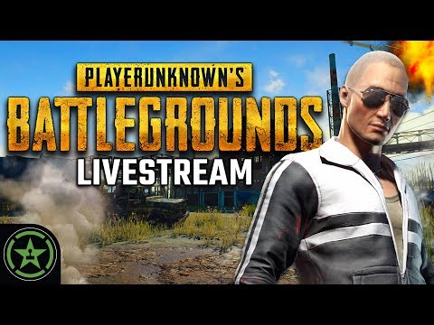 Achievement Hunter Live Stream - PLAYERUNKNOWN'S Battlegrounds: Squad Roulette thumbnail