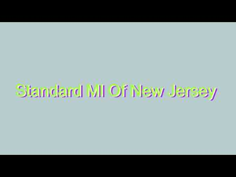 How to Pronounce Standard Ml Of New Jersey