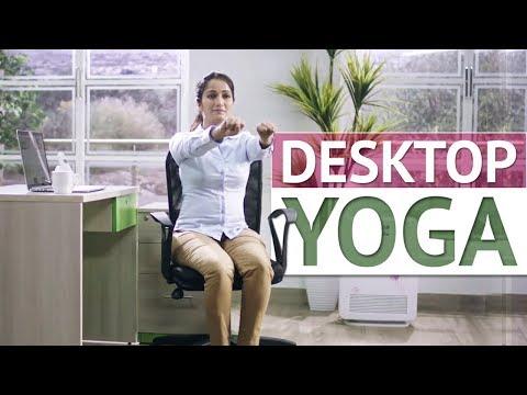 Yogic Fitness - Desktop Yoga (Yoga for Software Engineers)