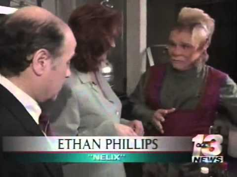 Cooking with Neelix - UPN News 13 (May 19, 1999)