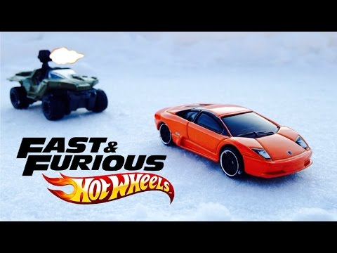 The Fate Of The Furious Movie Trailer With Hot Wheels Youtube