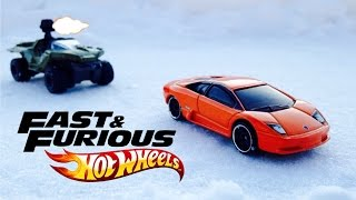 The Fate Of The Furious Movie Trailer With Hot Wheels!